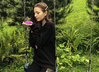 """AniKa Dąbrowska z The Voice Kids w wiosennym singlu """"Do końca świata"""""""